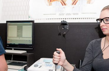 Audiometrie, Hördiagnostik und Hörgeräte
